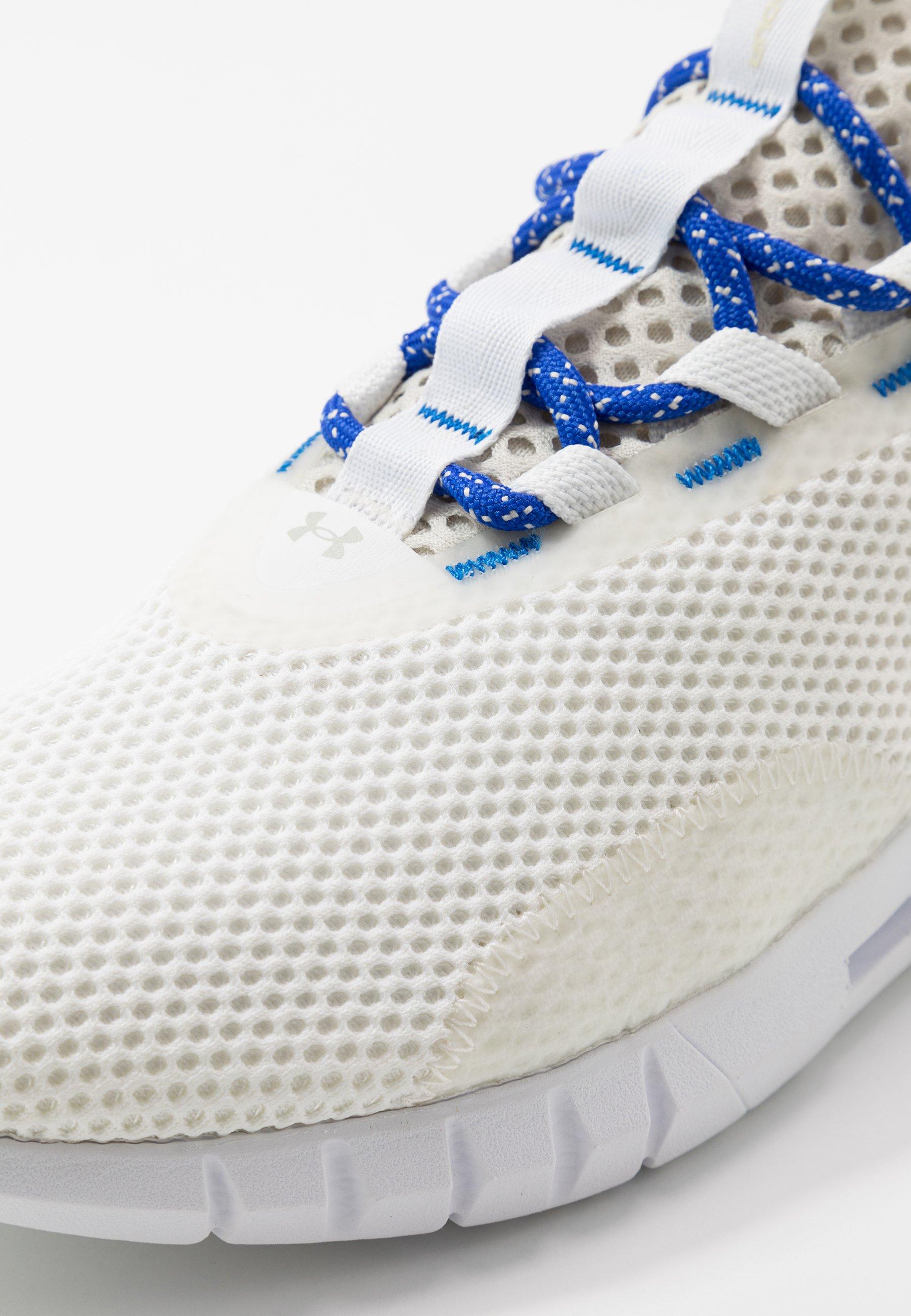 Under Armour Hovr Strt - Neutral Running Shoes Onyx White/white/versa Blue