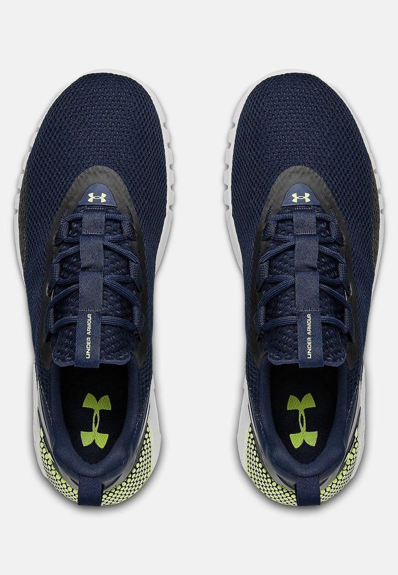 Under Armour - HOVR STRT - Neutral running shoes - dark blue