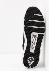 Under Armour - HOVR STRT - Chaussures de running neutres - black/halo gray - 4