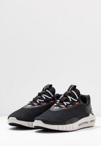 Under Armour - HOVR STRT - Chaussures de running neutres - black/halo gray - 2