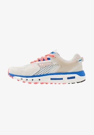 HOVR SUMMIT - Scarpe running neutre - summit white/versa blue/black