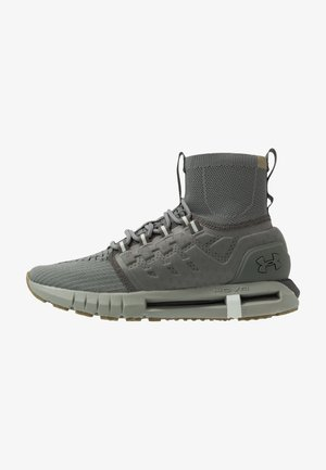 HOVR PHANTOM BOOT - Scarpe running neutre - surface gray/gravity green