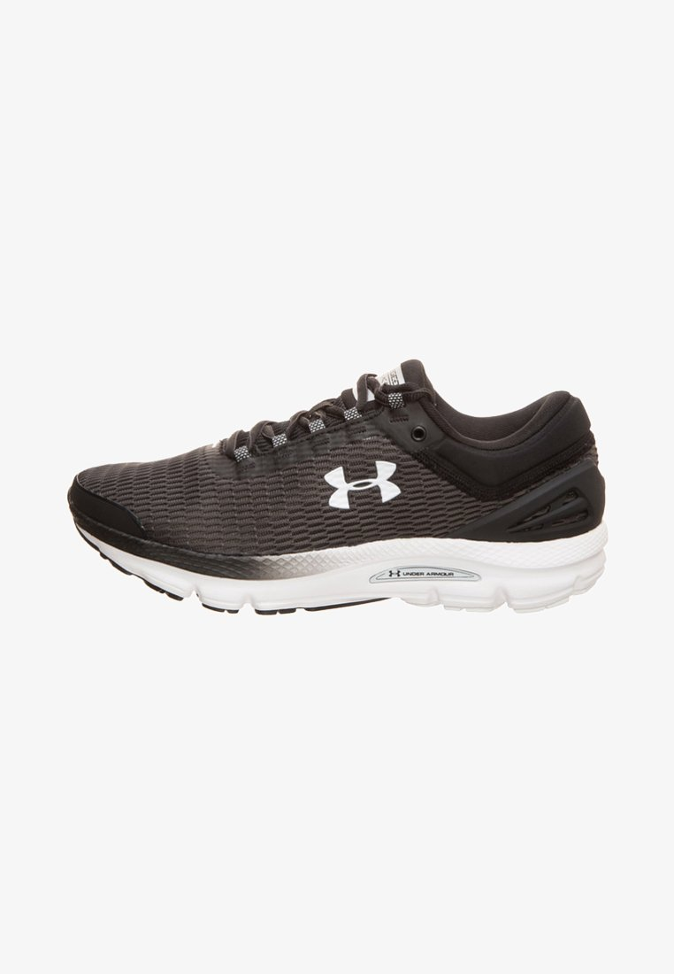 Under Armour - CHARGED INTAKE - Neutral running shoes - black