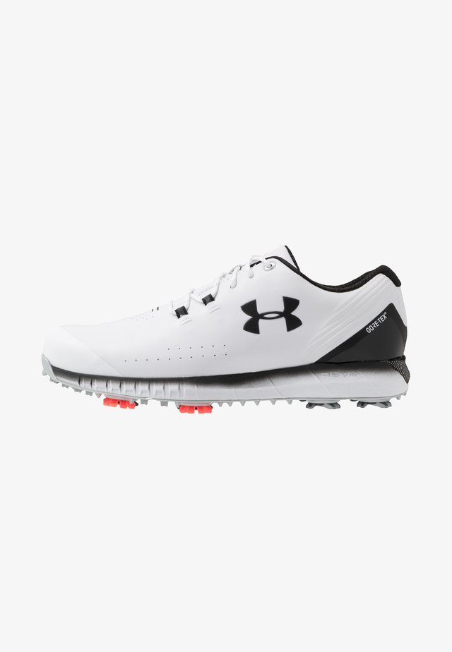 HOVR DRIVE GTX - Zapatos de golf - white/black