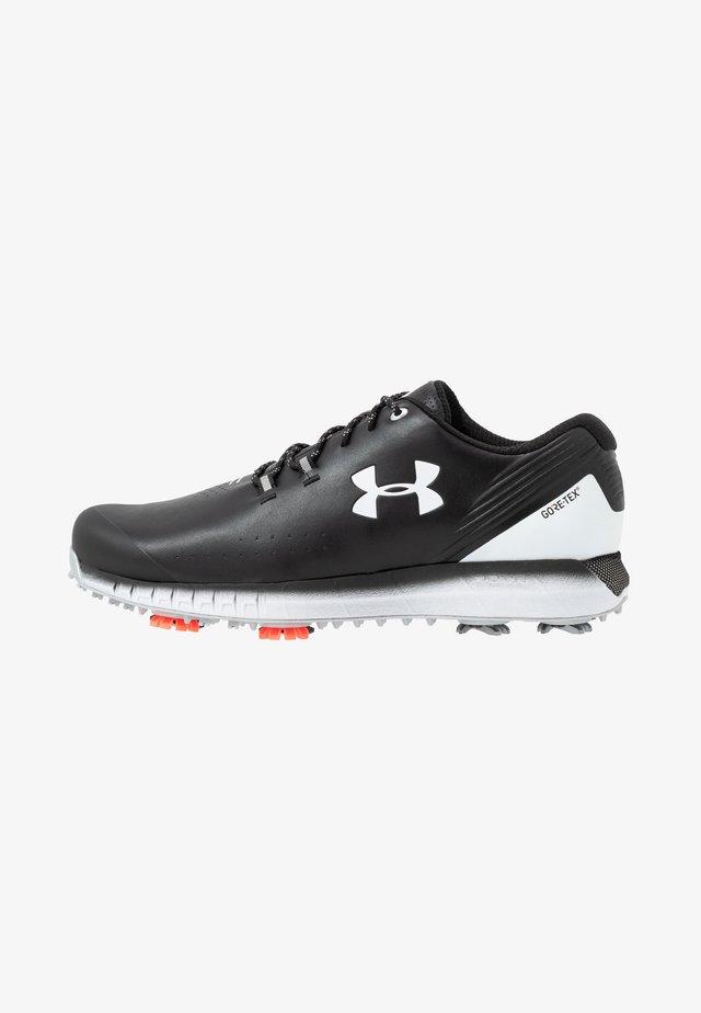 HOVR DRIVE GTX - Chaussures de golf - black/white