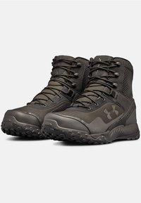 Under Armour - UA VALSETZ RTS 1.5 4E - Hiking shoes - black - 2