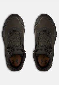 Under Armour - UA VALSETZ RTS 1.5 4E - Hiking shoes - black - 1