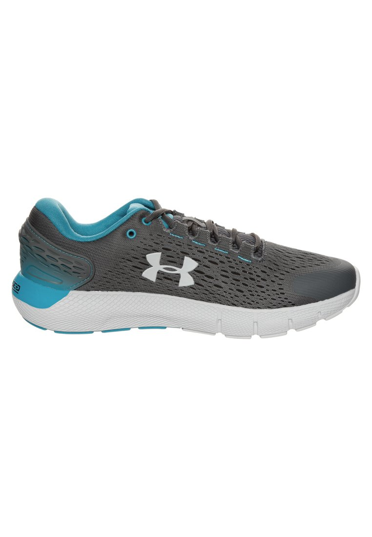 Under Armour CHARGED ROGUE - Obuwie do biegania Stabilność - grey
