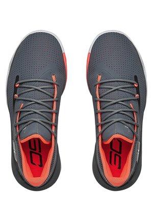 UA SC 3ZER0 III - Basketball shoes - pitch gray