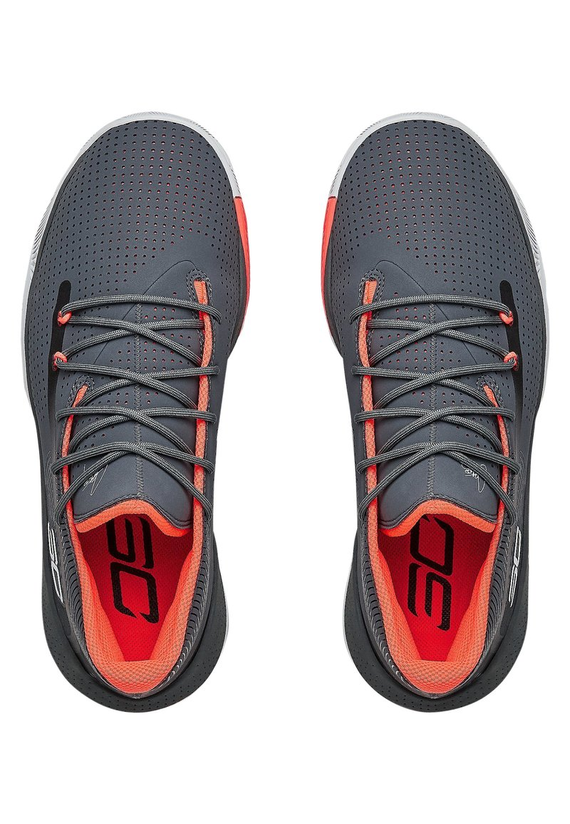 Under Armour - UA SC 3ZER0 III - Basketball shoes - pitch gray