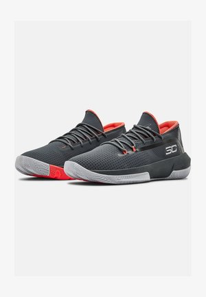 UA SC 3ZER0 III - Basketbalschoenen - pitch gray
