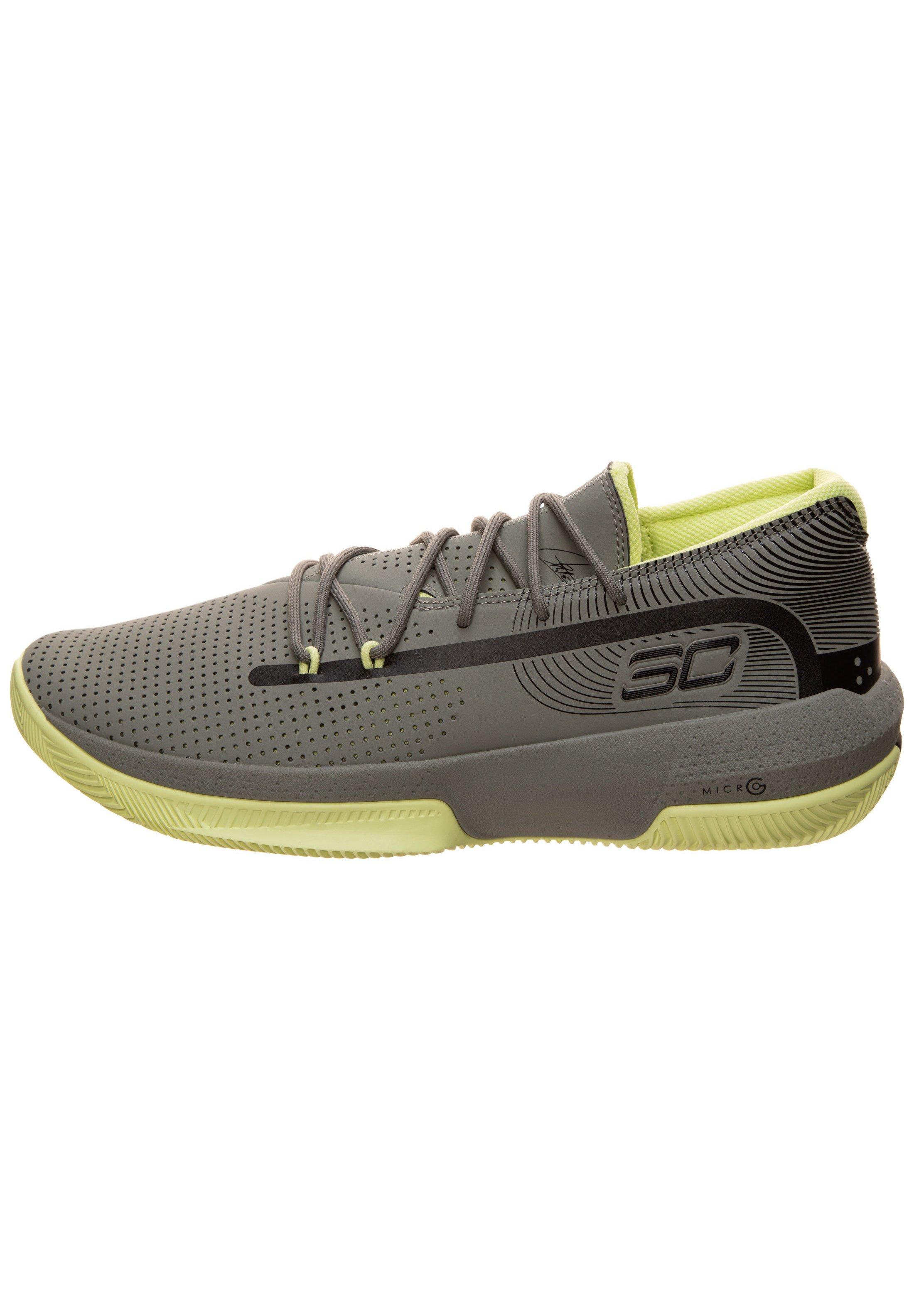 Chaussures de basket green