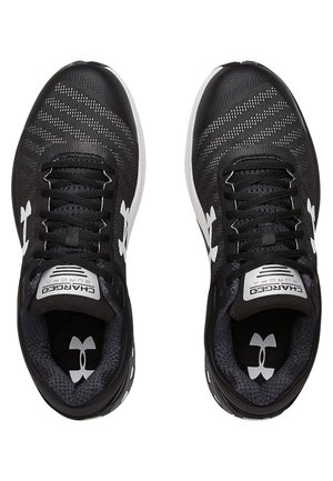 UA CHARGED EUROPA 2 - Hardloopschoenen neutraal - black