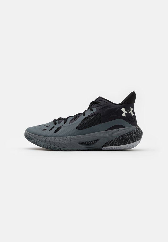HOVR HAVOC 3 - Basketball shoes - pitch gray