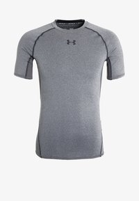 Under Armour - Print T-shirt - dunkelgrau/schwarz
