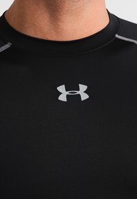 Under Armour - Print T-shirt - schwarz/grau