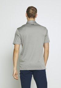 Under Armour - TECH - Sports shirt - gravity green/black - 2