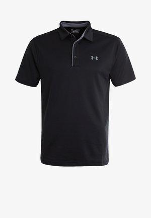 TECH - T-shirt de sport - black/graphite