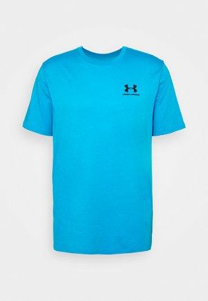 SPORTSTYLE LEFT CHEST - T-shirt basique - electric blue
