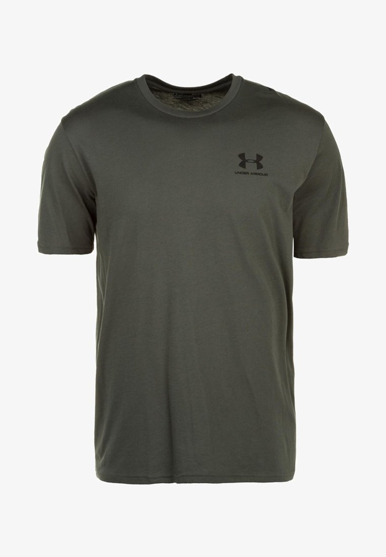 Under Armour - T-shirt basic - baroque green