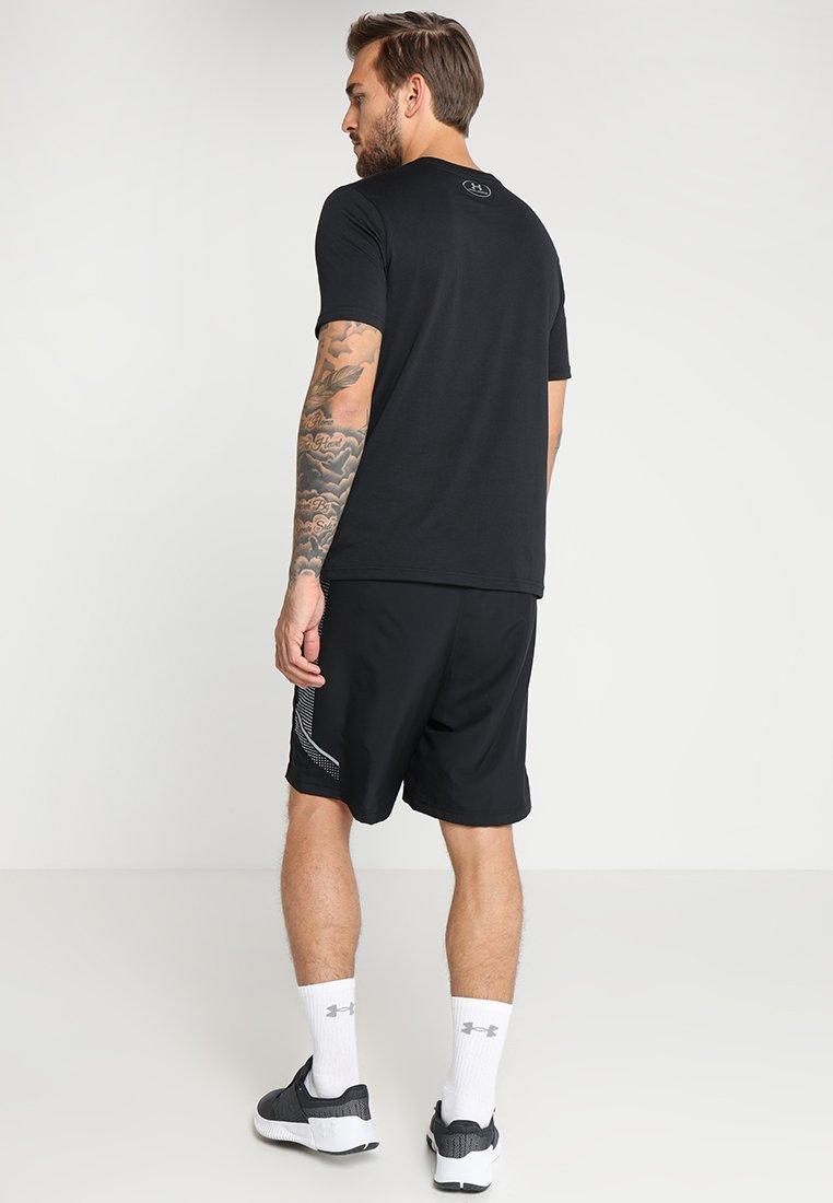 Sportstyle Blackblack Armour ChestT Imprimé Under Left shirt E9IeWD2HY