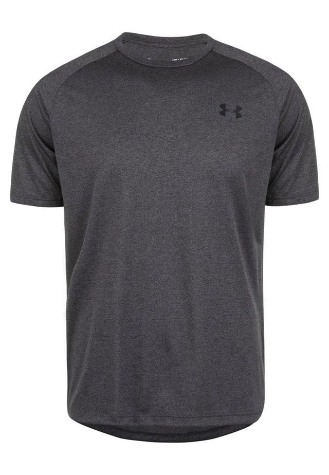 HEATGEAR TECH  - T-shirt print - carbon heather
