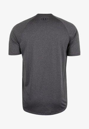 HEATGEAR TECH  - Print T-shirt - carbon heather