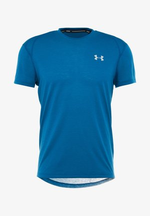 STREAKER - T-shirt con stampa - teal vibe/reflective