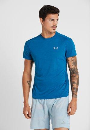 STREAKER - Camiseta estampada - teal vibe/reflective
