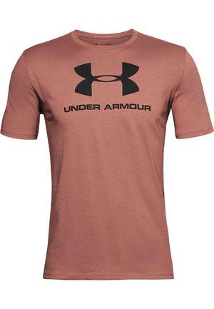 STYLE - T-shirt print - cedar brown