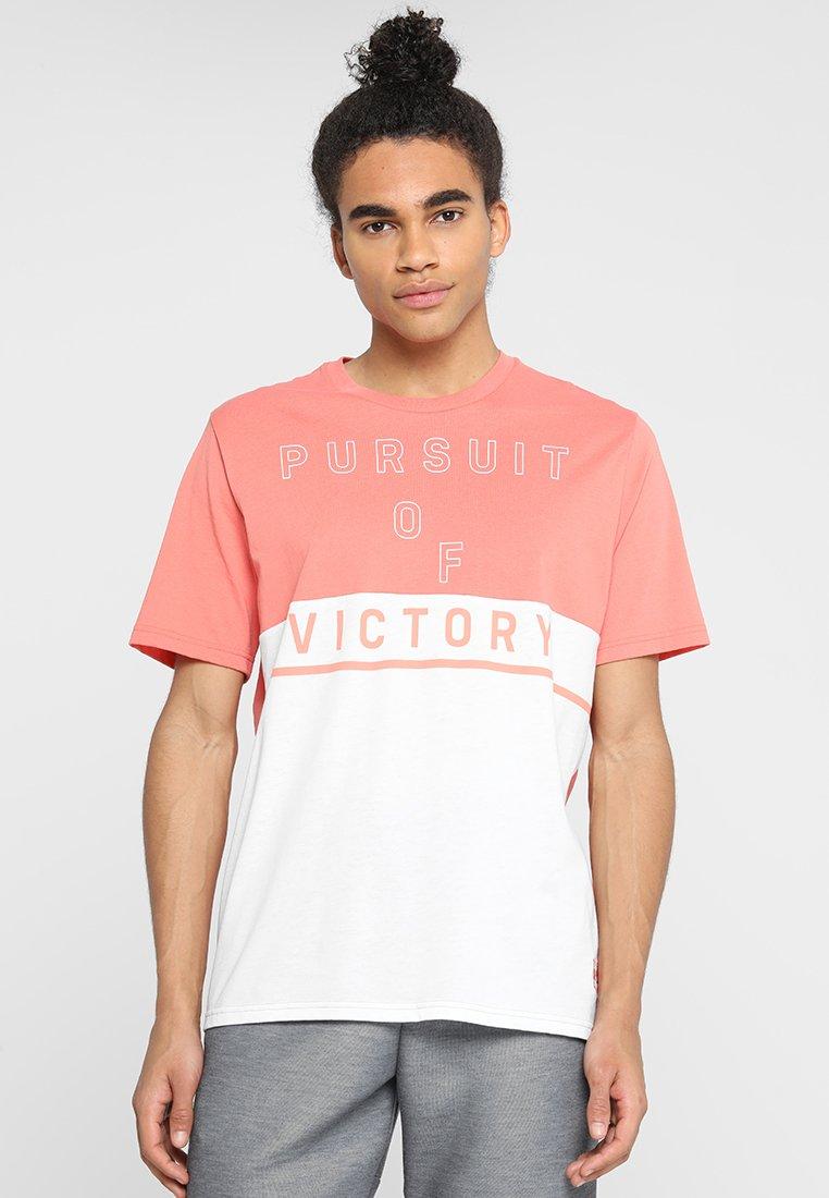 Under Armour - PURSUIT OF VICTORY - T-Shirt print - coho