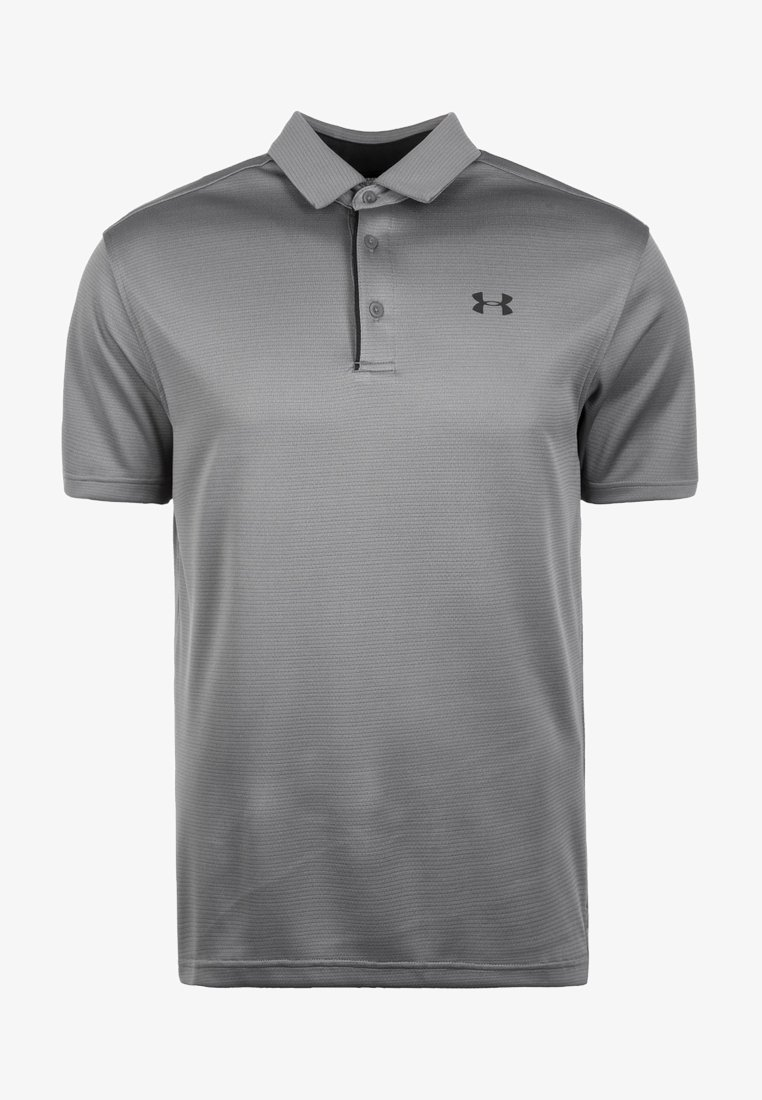 Under Armour - HEATGEAR TECH  HERREN - Funktionsshirt - grey