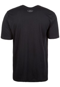 Under Armour - HEATGEAR - T-shirt imprimé - black - 1