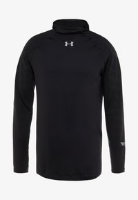 Under Armour - SELECT SHOOTING - Funktionströja - black/silver - 5