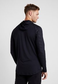 Under Armour - SELECT SHOOTING - Funktionströja - black/silver - 2