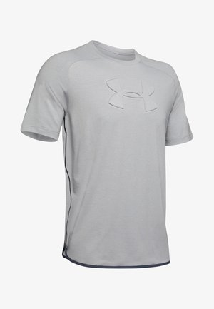 UNSTOPPABLE MOVE TEE - T-shirt print - grey