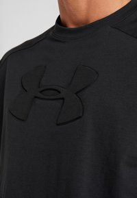 Under Armour - UNSTOPPABLE MOVE TEE - Printtipaita - black - 4