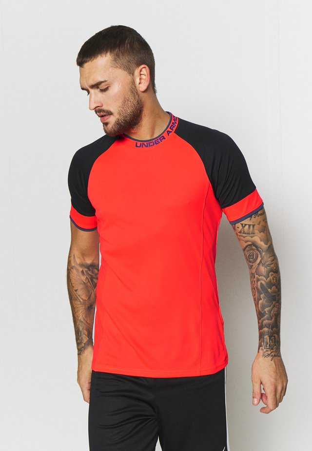 CHALLENGER TRAINING  - T-shirt con stampa - beta/blue ink