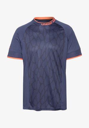 CHALLENGER NOVELTY - Print T-shirt - blue ink/beta