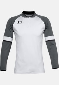 Under Armour - CHALLENGER MIDLAYER - T-shirt à manches longues - halo gray - 0