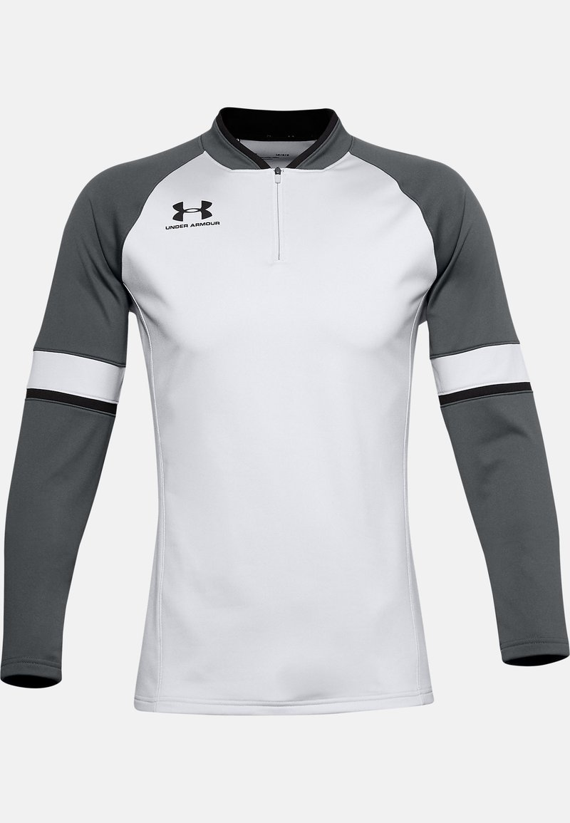 Under Armour - CHALLENGER MIDLAYER - T-shirt à manches longues - halo gray