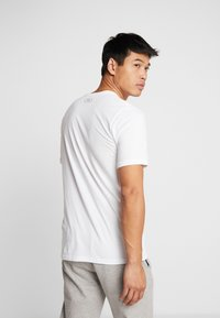 Under Armour - I WILL  - Print T-shirt - white/steel - 2