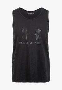 Under Armour - Sportshirt - black - 0