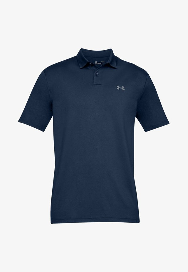 PERFORMANCE POLO 2.0 - Polo - blue
