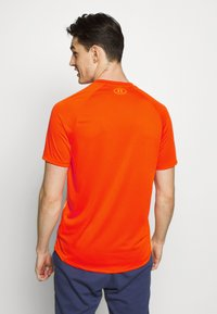 Under Armour - Print T-shirt - ultra orange/orange spark - 2