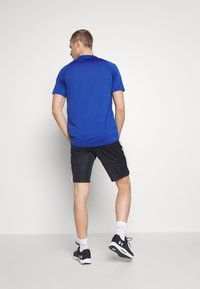 Under Armour - T-shirt con stampa - american blue/versa blue - 2