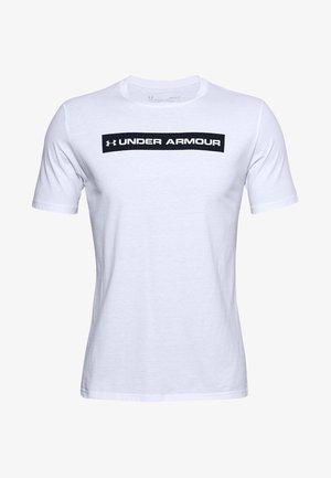 ORIGINATORS BAR - T-shirt print - white