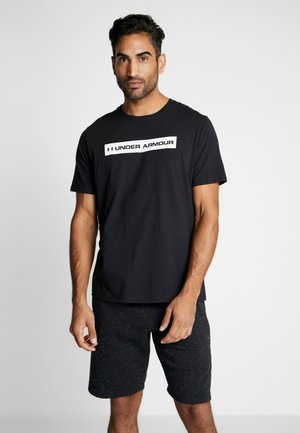 ORIGINATORS BAR - T-shirt med print - black/white