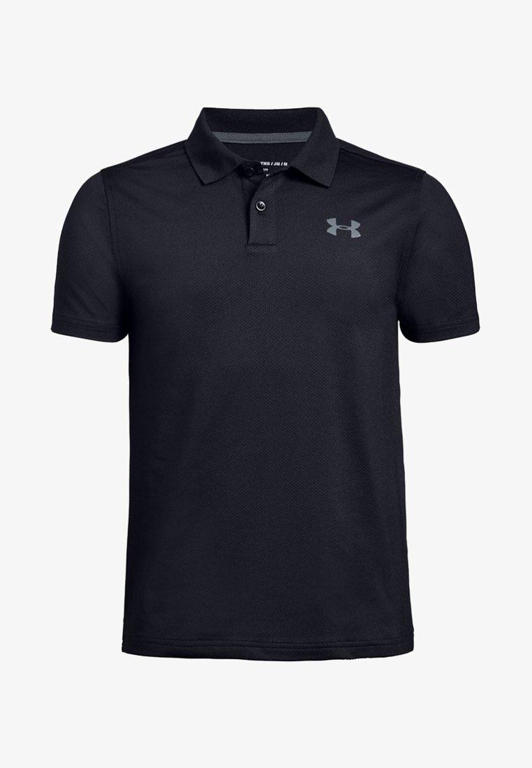 Under Armour - PERFORMANCE 2.0 - Polo shirt - black