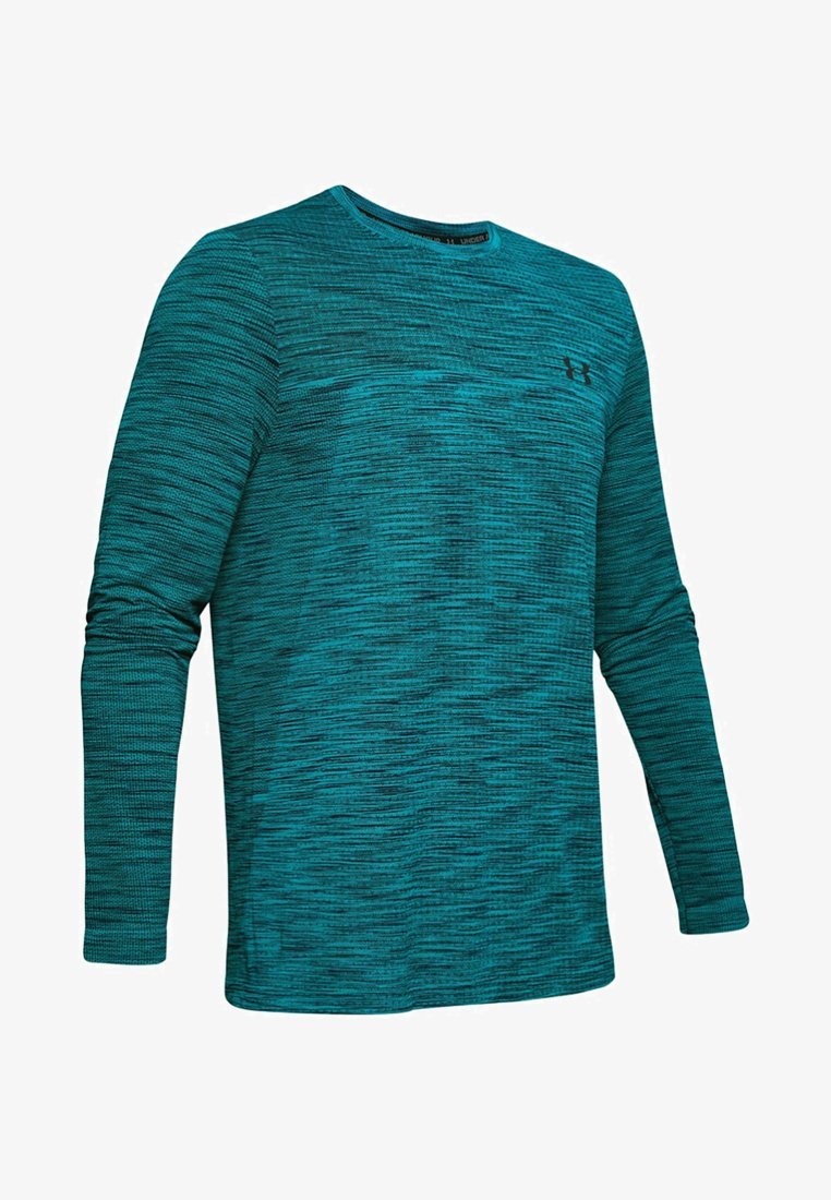 Under Armour - Sports shirt - teal rush